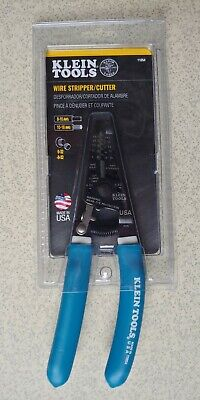 New 11054 Klein Kurve Wire Stripper Cutter Solid Stranded Wire 8-16 10-18 Awg