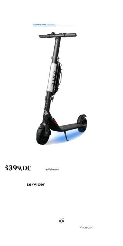 Bird scooter es4 -800