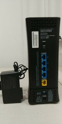 Sagemcom Fast 5280 RAC2V1S Dual-Band AC2650 2650Mbps Router