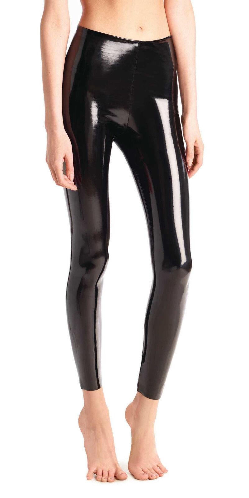 bd8cfa9cd2db7 Commando Faux Patent Leather Legging with Perfect Control - SLG25 | eBay