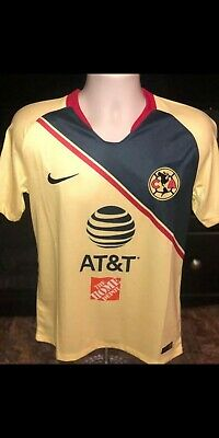 0c0d3032fcb NWT Club America Home Jersey 2018/2019 USA Seller XXL Oferta de ultimas  playeras