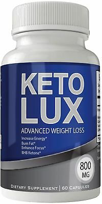 Keto Lux Pills Advance Weight Loss Supplement Keto Lux Diet Pills Keto Weight...