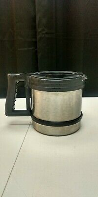 Bunn O Matic Coffee Pot Thermal Carafe Stainless Steel 32800.1000