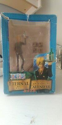 Eternal Calendar Sanji IN BOX (New World Version) Rare Collectors Item