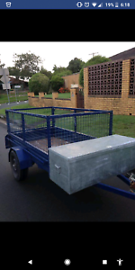 Trailer hire and rent
