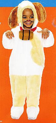 Welpe Kleinkinder Kostüm 12-24m Plüsch Hund Halloween Baby Unscharf