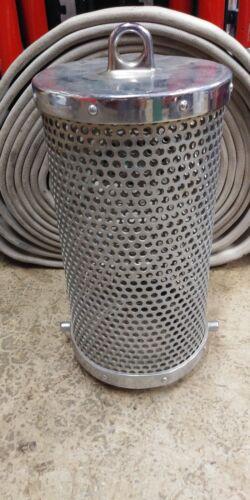Barrel Strainer for Fire Engine, 5 Inch