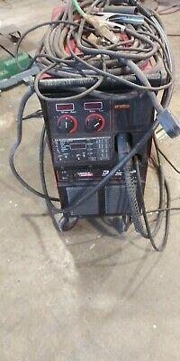 Lincoln Mig Welder Power Mig 350