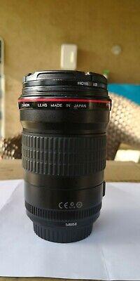 CANON EF 135 mm f/2 L USM LENS excellent condition