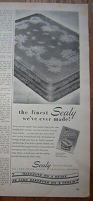 1948 Mejor Sealy Colchón We'Ve Ever Made Anuncio