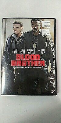 BLOOD BROTHER ON DVD