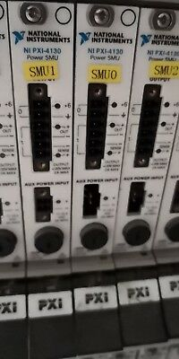 National Instrumentsni Pxi 4130 20 V 40 W Pxi Source Measure Unit