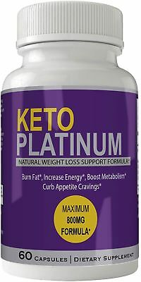 Keto Platinum Pills Advanced Weight Loss Supplement | Keto Platinum Diet Pill...