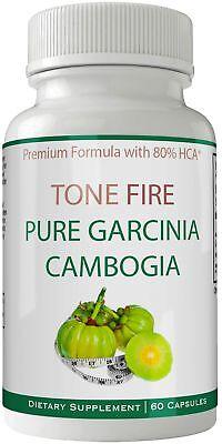 Tone Fire Garcinia Cambogia | Tone Fire Garcinia Pills for Weight Loss Pills ...