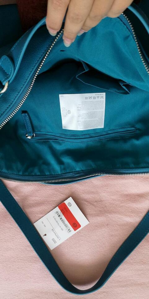 Neue Tasche in blau zum Umhängen sowie Tragetasche in Bielefeld - Sennestadt
