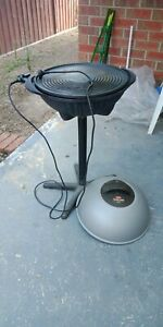 OUTDOOR BUNDLE (electric BBQ, gas heater)