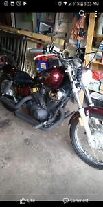 Yamaha XV Virago 250cc