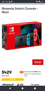 Wanting to swap Nintendo switch for a Laptop or ps4
