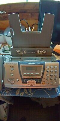 Fax con telefono Panasonic