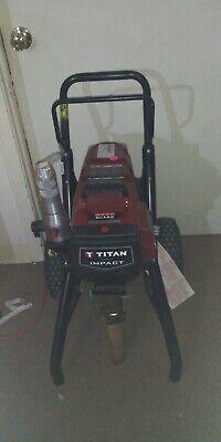 1 Brand New Titan 840 Impact Airless Paint Sprayer