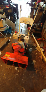 Ariens 20 inch snowblower, 3 1/2 hp tuned up
