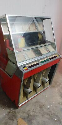 Seeburg 201 Jukebox Selectomatic 200 Play