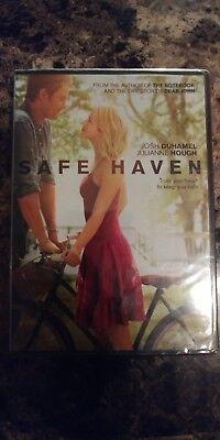 Safe Haven  Dvd  2013