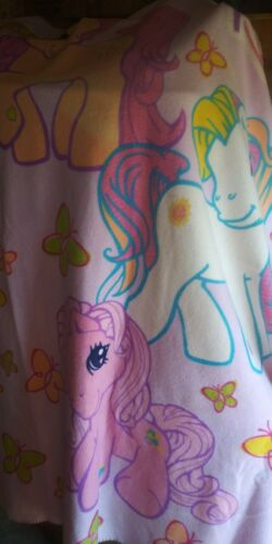 MY LITTLE PONY  CHILDRENS THROW