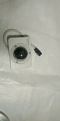 Panasonic Wv-sw115 Vandal Resistant Network Camera Used