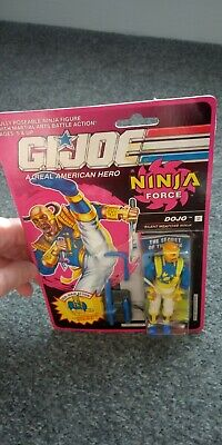 G i Joe ninja force Dojo C8+