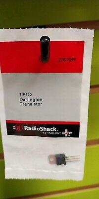 Radioshack 276-2068 Tip120 Darlington Transistor 2762068