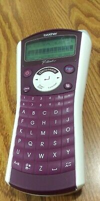 Brother P-Touch PT-1090 Label Maker Thermal Printer w/Tape - NO DC plug! -Works! for sale  Tonawanda