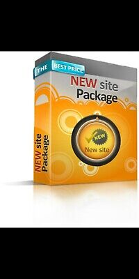 New Website Seo Package
