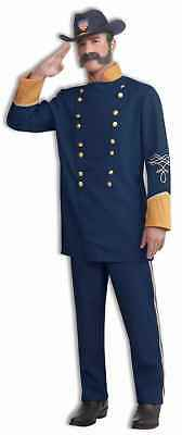 Union Officer Men's Civil War Soldier Costume