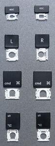 Macbook Pro Unibody replacement Keyboard Key Keys