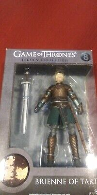 """Funko Game of Thrones Legacy Collection Brienne Of Tarth 6"""" Action Figure New"""
