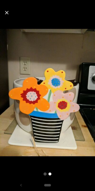 Coton Colors Happy Everything Big Flower Bouquet Attachment NEW