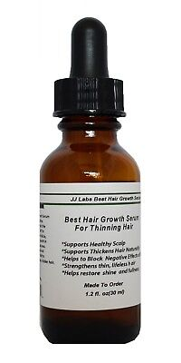 Best Hair Regrowth Serum for Thinning Hair, Healthy Scalp,Treatment, DHT