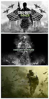 Rgc Huge Poster   Call Of Duty Modern Warfare 2 3 Ps4 Ps3 Xbox One 360   Codset3
