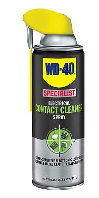 WD-40 Specialist Electrical Contact Cleaner Spray - Electronic & (Electronic Contact Cleaner)