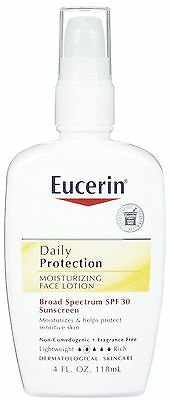 Everyday Protection Face Lotion - Eucerin Everyday Protection Face Lotion, SPF 30, 4 oz