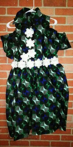 1 AFRICAN ANKARA  BEAUTIFUL DRESS