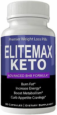 Elite Max Keto Weight Loss Pills - Elite Max Keto Pills Keto BHB Capsules - E...