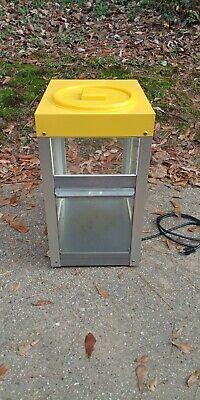 Sale Star 12 Nacho Chip Popcorn Warmer Merchandiser 7lb Capacity - 12ncpw