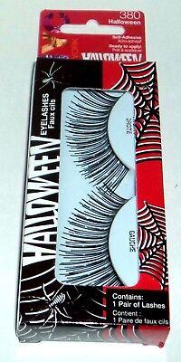 NYC N.Y.C. Self Adhesive Eyelashes Ready To Apply HALLOWEEN 380 NIP