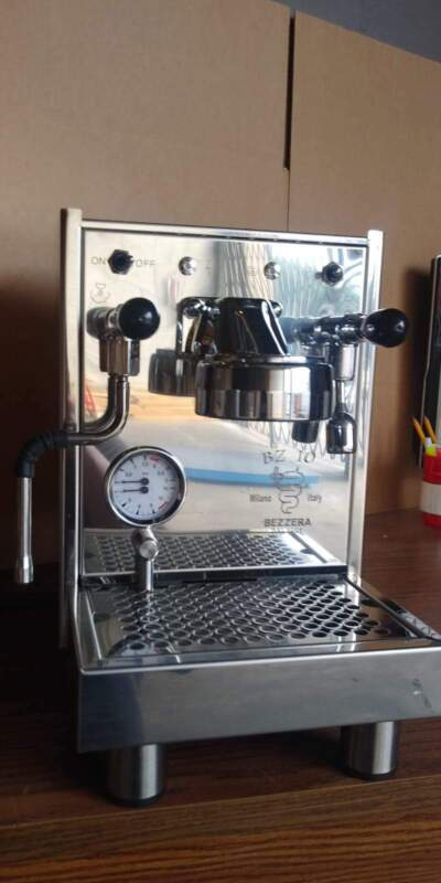 BZ10 - Semiprofessional Espresso Machine - 528125026