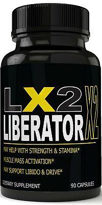 LX2 Liberator LX Male Enhancement Supplement Advanced Enhancing Pills for Men...
