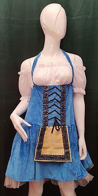 Kostüm Deutsche Tracht - Dirndl-ähnlich weiblich von Atosa Größe 42/44