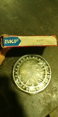 New Skf 6019 Open Deep Groove Ball Bearing 95mm Id X 145mm Od X 24mm Wide