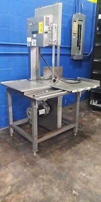 Hobart 5801 Vertical Meat Saw Butcher Cutting Machine